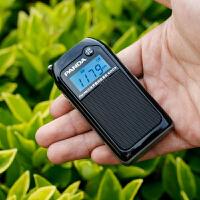 熊猫/PANDA 6203迷你小收音机充电袖珍式老人插卡mp3便携半导体fm 黑色