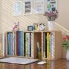 书架 创意学生桌上书架置物架简易组合儿童桌面小书架迷你储物柜小书柜多功能收纳柜子