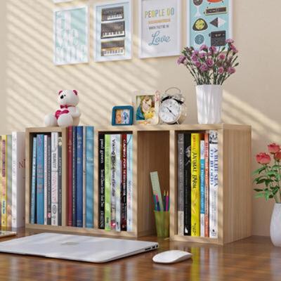 【用券立减50元 到手价36元】书架 创意学生桌上书架置物架简易组合儿童桌面小书架迷你储物柜小书柜多功能收纳柜支持礼品卡支付,部分地区不发货
