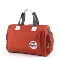 【支持礼品卡】韩版大容量旅行袋手提旅行包可装衣服的包包行李包女防水旅游包男ku9