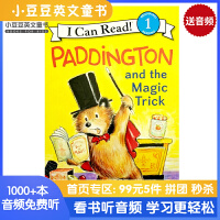 英文原版 Paddington and the Magic Trick [4-8岁]