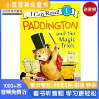 #英文原版童书 Paddington and the Magic Trick [4-8岁]