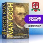 梵高传 英文原版人物传记 Van Gogh The Life 荷兰后印象派画家梵高 普利策奖得主 还原梵高的一生 英文版