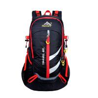 户外户外包男女登山包双肩包多功能徒步旅行背包40L