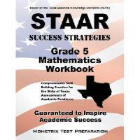 【预订】STAAR Success Strategies Grade 5 Mathematics Workbook S