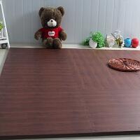 木纹泡沫地垫卧室客厅满铺防摔拼图地板垫加厚拼接榻榻米爬爬垫子