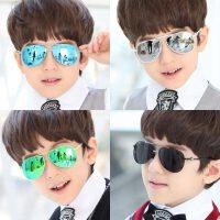 儿童太阳镜男童偏光小孩眼镜防紫外线女童宝宝墨镜
