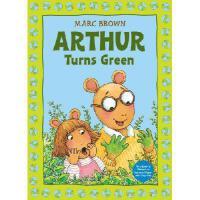 【预订】Arthur Turns Green Y9780316129237
