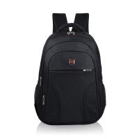 运动背包 双肩时尚电脑包男士 商务包15寸 广告定做logo印字订做