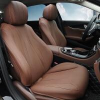 奔驰新E级坐垫E200L E320L E300L 四季通用全包围汽车座垫套