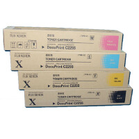 【正品原�b】富士施��Xerox C2255 墨粉 硒鼓 CT201164 黑色 CT201165青色 CT201166品