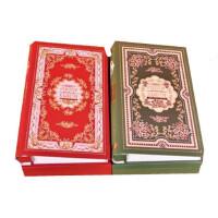 相册影集家庭相册情侣相册富贵花5寸280+20张7寸盒装相册2303-1