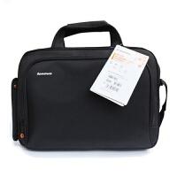 联想电脑包15.6寸联想包鼠套装笔记本包14寸女商务手提包单肩