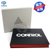 现货英文原版 控制 游戏艺术设定集 精装豪华版盒装 The Art and Making of Control Limi