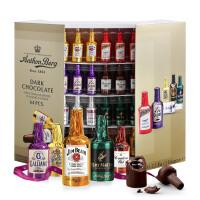 年货特惠!丹麦进口Anthon Berg安伯酒心黑巧克力64瓶夹心巧克力礼盒装新年礼物