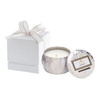 香薰蜡烛杯进口精油无烟椰子蜡烛小铁罐香氛蜡烛礼物礼盒 【莫氏兰 】送人款