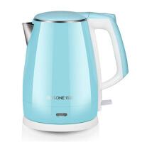 304不锈钢电热水壶 食品级保温防烫烧水壶 开水壶煮茶