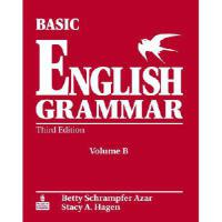 【预订】Basic English Grammar Student Book Vol. B W/Audio and W