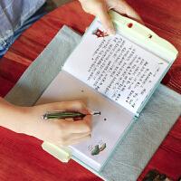 韩版小学生可爱彩页插画密码本带锁儿童日记本记事本旅行笔记本