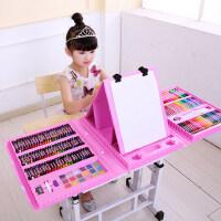 水彩笔安全无毒可水洗画画笔工具儿童水彩画笔套装水溶性彩笔36色颜色笔幼儿园彩色笔美术学生蜡笔24绘画套装