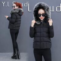短款棉衣女新款冬季韩版潮流女装外套2018加厚小棉袄时尚羽绒棉