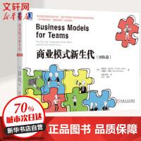 商业模式新生代(团队篇) 机械工业出版社