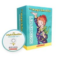 Magic School Bus Discovery Set1 (with CD)神奇校车・桥梁书版(第一辑10册+进