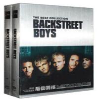 Backstreet Boys后街男孩无敌典藏辑精选汽车载3CD+5DVD正版音乐