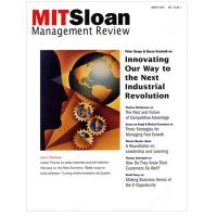 进口原版年刊订阅 MIT Sloan Management Review 麻省斯隆管理评论 美国英文原版 年订4期