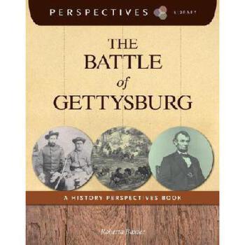 【预订】The Battle of Gettysburg: A History Perspectives Book9781624314155 美国库房发货,通常付款后3-5周到货!