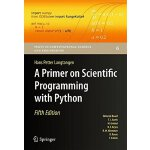 【预订】A Primer on Scientific Programming with Python 97836624