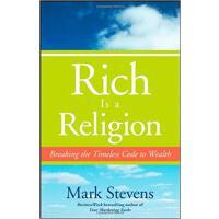 【预订】Rich Is a Religion 9780470252871