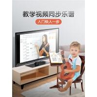�W生少女孩木�|�菲髂� 尤克里里初�W者�和�小吉他玩具可��奏