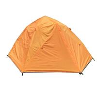 钓鱼全自动户外帐篷3-4人配件外帐防水雨罩大盖布防雨罩不漏水棚