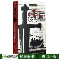 亚瑟王之死和圆桌骑士传奇英文原版LeMorteD'Arthur:KingArt