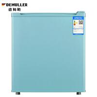 德姆勒电器满100减50】德姆勒(DEMULLER)BD-50 单门小冰箱 全冷冻冰箱 母乳储存专用小冰柜 迷你型家用