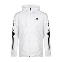 Adidas阿迪达斯 男装 运动休闲防风衣连帽夹克外套 DU5184