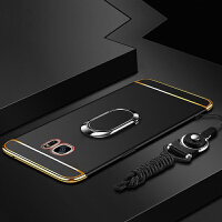 三星S6手机壳SM-G9200直屏SMG9208外套G9209盖世S6电镀硬壳GALAXY全包5.1