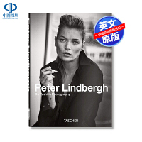 【Taschen40周年纪念版】英文原版 Peter Lindbergh 彼得.林德伯格 时尚摄影 艺术进口书籍 正版