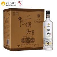 【苏宁超市】牛栏山(NIULANSHAN) 特制10 清香型白酒 52度 700ml*6瓶 整箱装