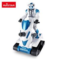 儿童玩具遥控车充电智能无线机器人男孩玩具车4-10岁未来战士