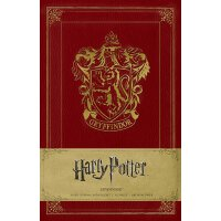 英文原版 哈利波特:格莱芬多狮院笔记本 Harry Potter Gryffindor Hardcover Ruled