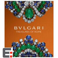 珠宝首饰设计作品集 Bulgari Treasures of Rome 宝格丽罗马的财富 宝格丽珠宝历史 珠宝首饰设计画册