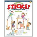 【预订】Sticks!