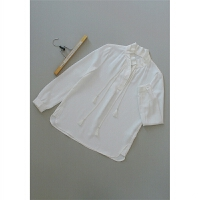 [1-204]新款女士打底衫女装雪纺衫0.23