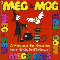 Meg & Mog: 3 Favourite Stories
