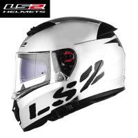 摩托车头盔男女士全覆式双镜片街跑赛车盔机车安全帽四季通用