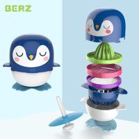 BERZ贝氏儿童手动食物研磨器婴儿宝宝辅食研磨器碗果泥料理工具