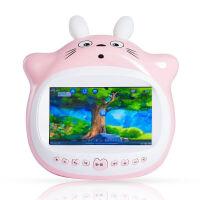 家庭早教故事机国学机玩具学习机视频唱歌机点读机可充电下载 两色可选