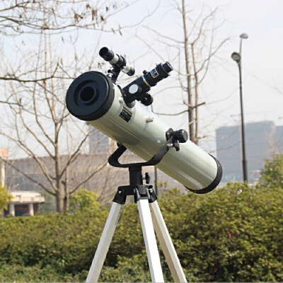 科教反射式天文望远镜大口径专业观星深空高清高倍学生 发货周期:一般在付款后2-90天左右发货,具体发货时间请以与客服协商的时间为准